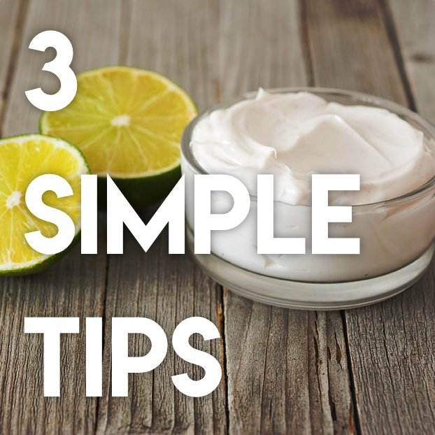3 simple tips for great skin