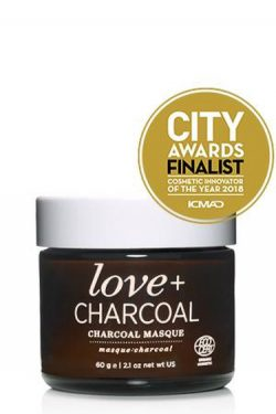 Love & Charcoal Masque