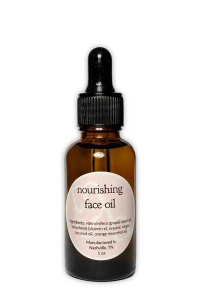 M&H Nourishing Face Oil
