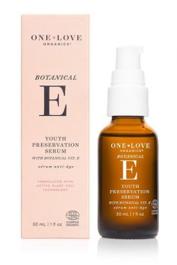 One Love Organics Botanical E Youth Preservation Serum